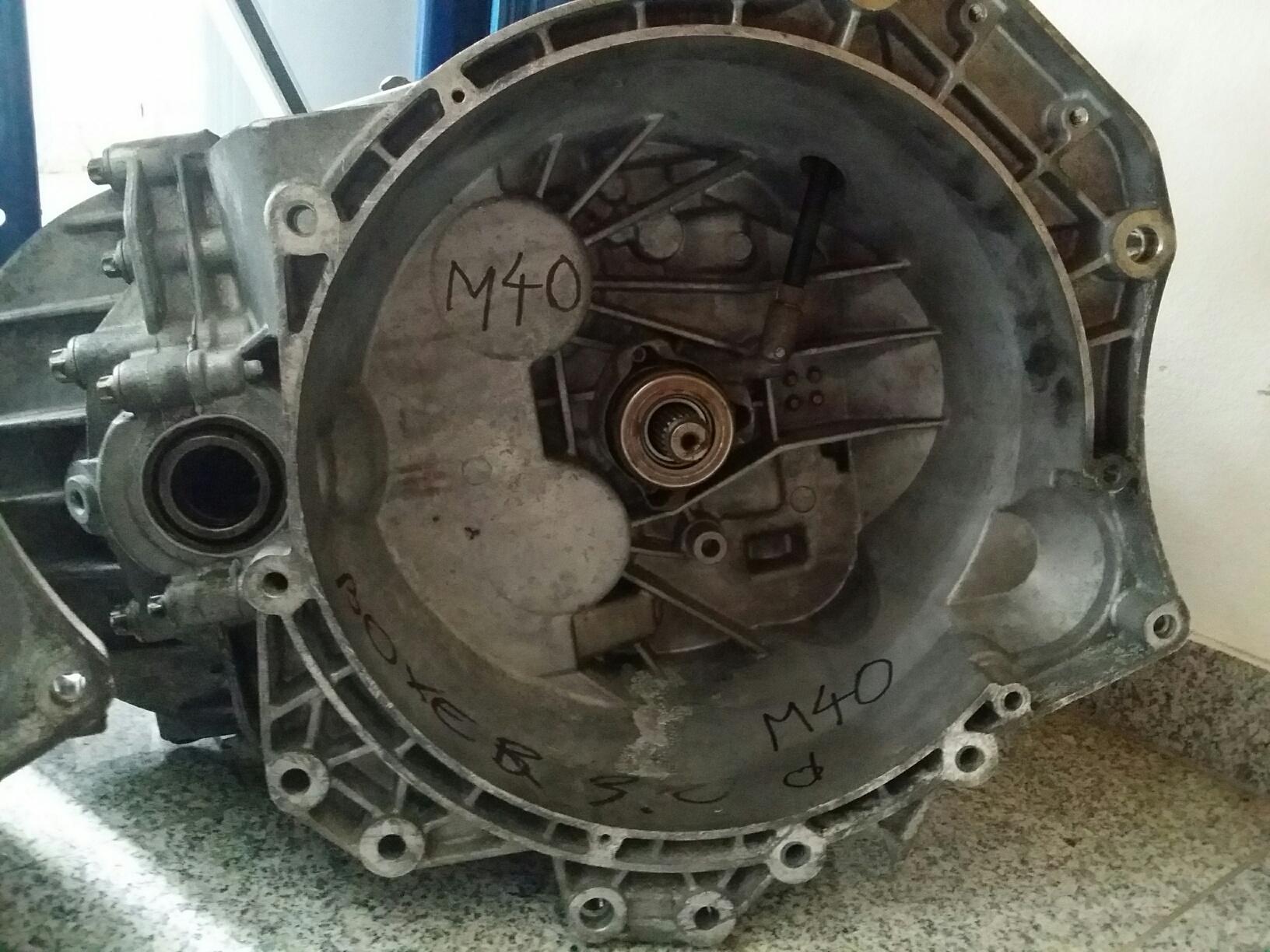 M40 Getriebe Peugeot Boxer, Citroen Jumper,Fiat Ducato 2,3 D ...