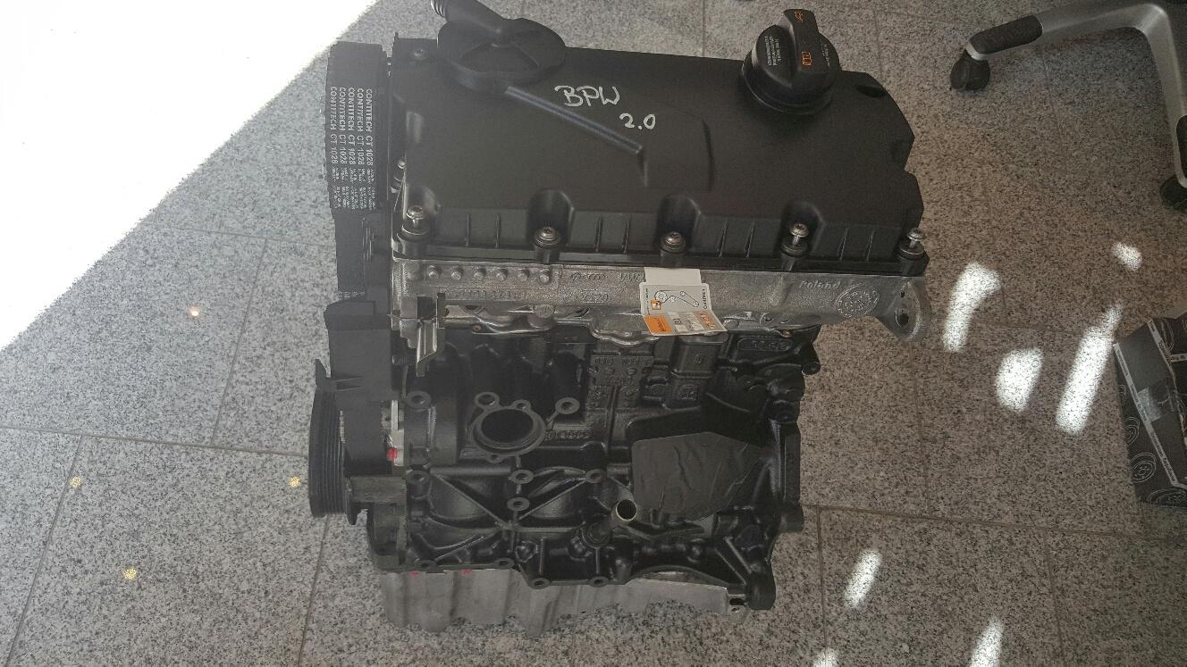 motor bpw audi a 4 2,0tdi 140ps ⋆ günstige kfz ersatzteile
