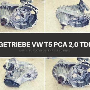Getriebe vw t5 pca 2,0 Tdi